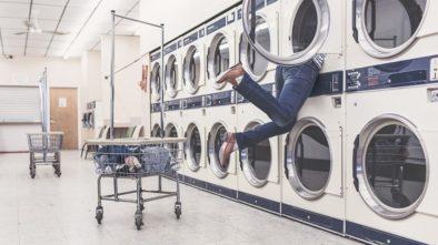 podnikání prádelny