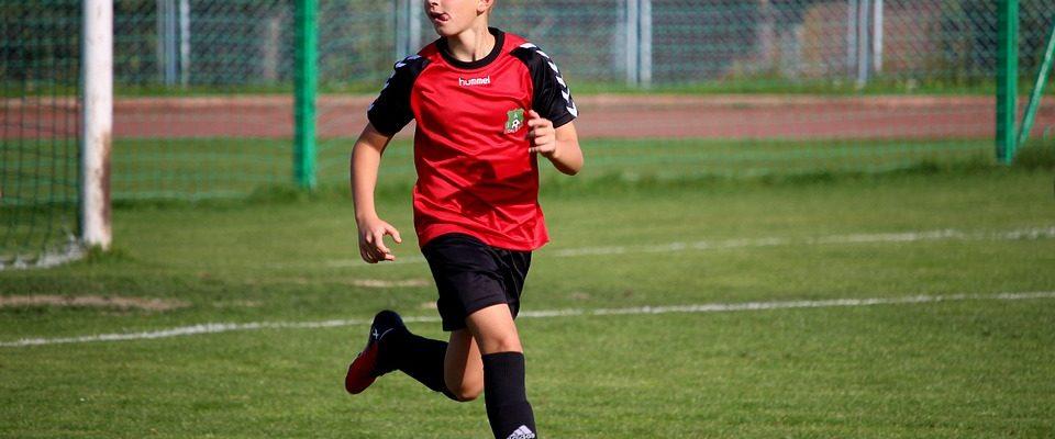 Být fotbalistou je sen mnohých dětí