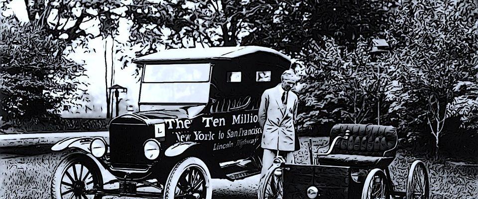 Citáty Henryho Forda, nejvlivnějšího podnikatele historie